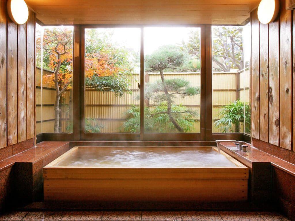 Ванная комната вяпонском стиле3